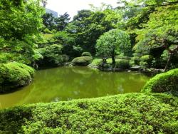 庭園美術館庭園 デュパルク記事