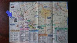 荒川区のマップ1 日暮里の東記事