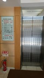 朝日稲荷神社 エレベーター 銀座散策5