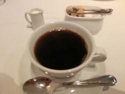 2200円コース コーヒー ピヴォワーヌ