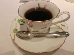 5400円コースコーヒー ピヴォワーヌ