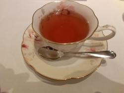 5400円コース紅茶 ピヴォワーヌ