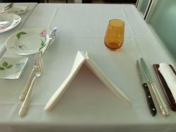 テーブルセッティング1 モナリザ
