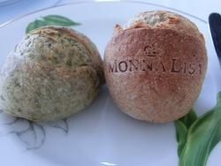 パン1 モナリザ