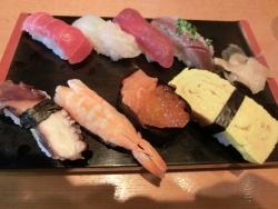 握り寿司セット すし屋の中川