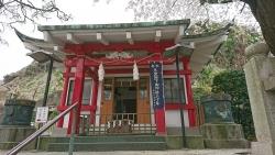 元町厳島神社 横浜山手