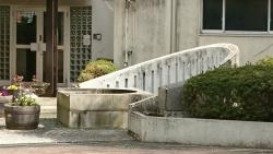 北方小学校校内 ビール井戸の跡 横浜山手
