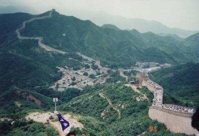 初めての北京 1985年