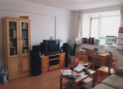 スリランカの友のアパート 2011年 北京