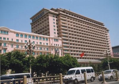 やはり今でも北京飯店はランドマーク! 2015年 北京