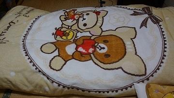 クマジ毛布
