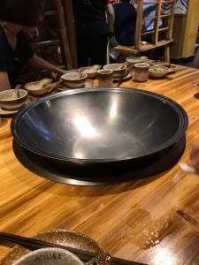 大きな鍋です!