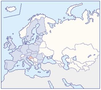 EUに加盟する28国  出典;https://www.mofa.go.jp/mofaj/area/page22_000083.html
