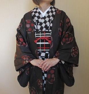 平成最後の初羽織