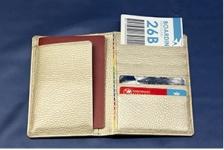 安心安全パスポートケース白蛇(七福財布)詳細3