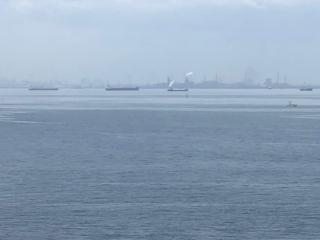 海ほたるから見た風景2