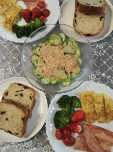 朝ご飯31.3.31