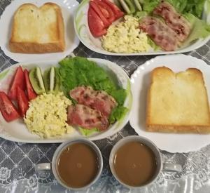 朝ご飯1.9.15