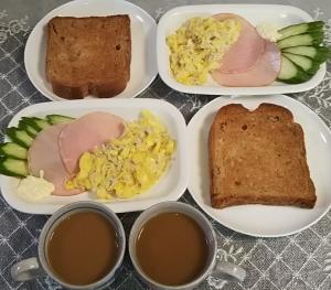 朝ご飯1.9.27