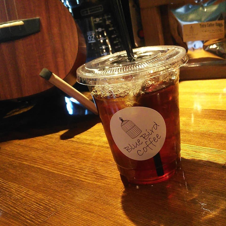ブルーバードコーヒーさんのコーヒー