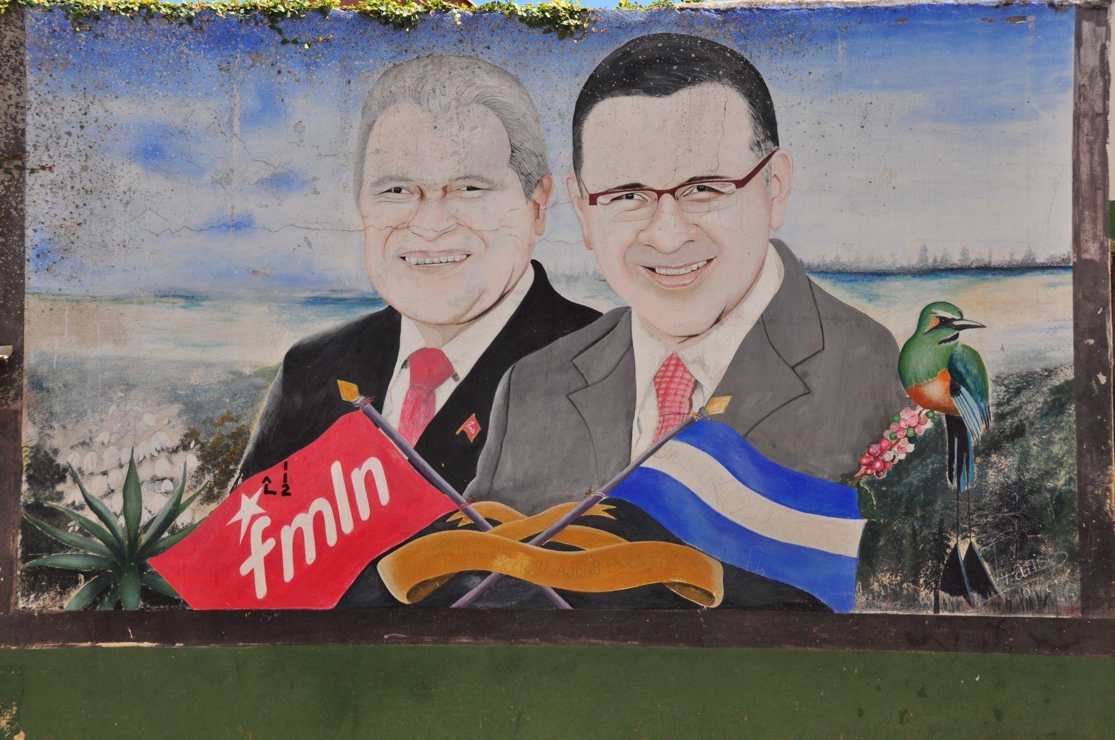 Política de El Salvador
