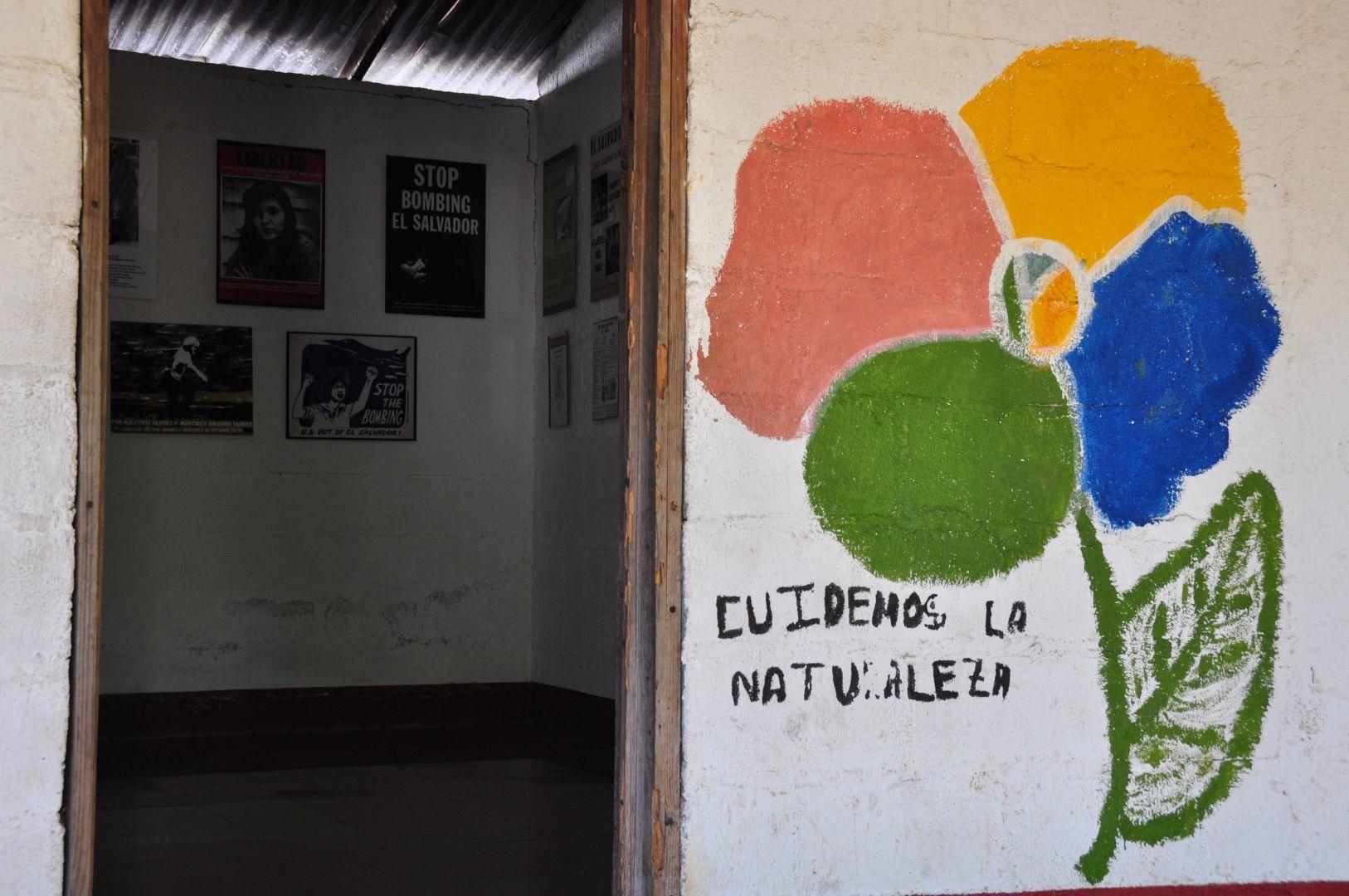 museo de la revolucion en Perquín