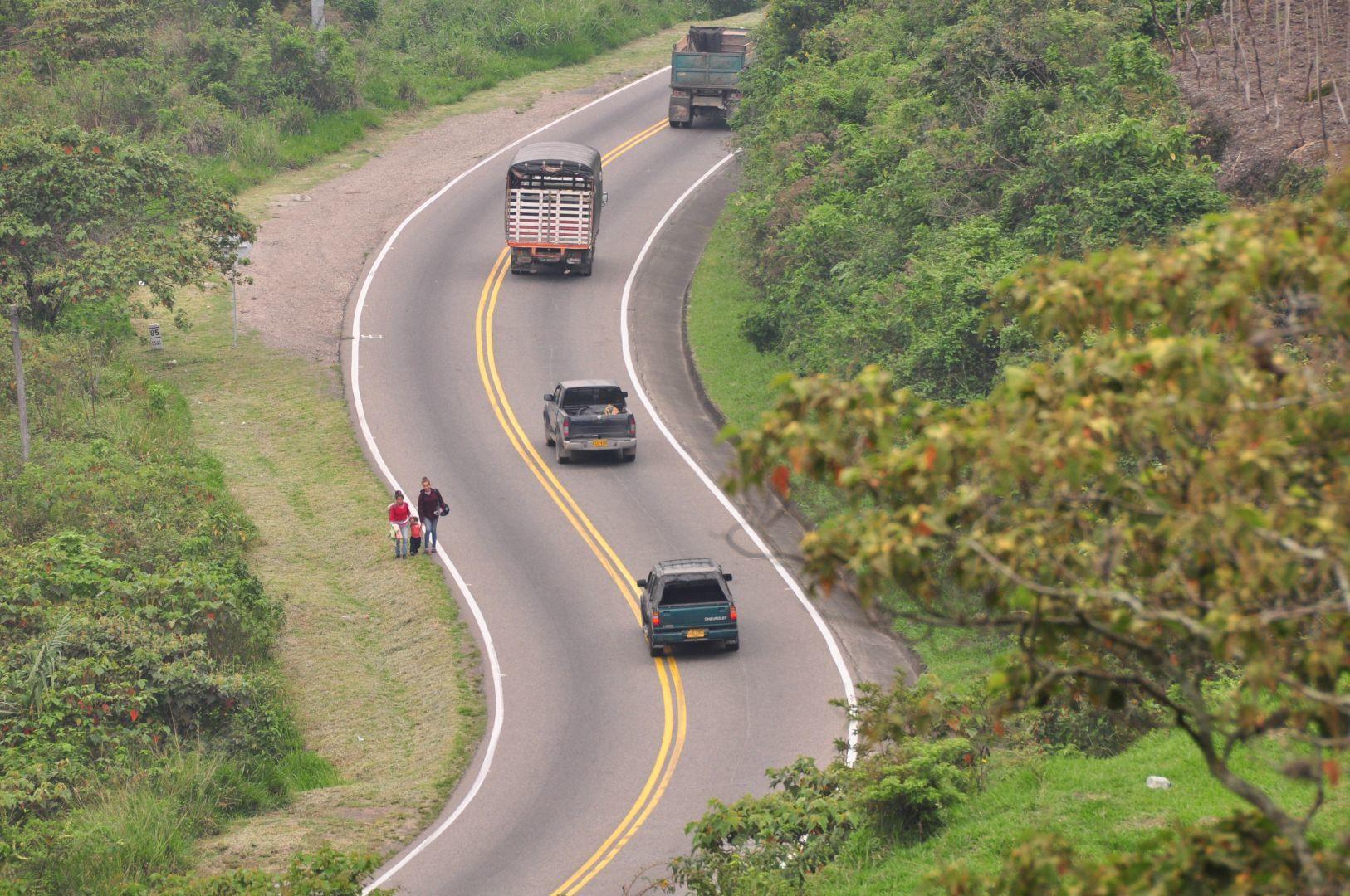 caminantes venezolanas