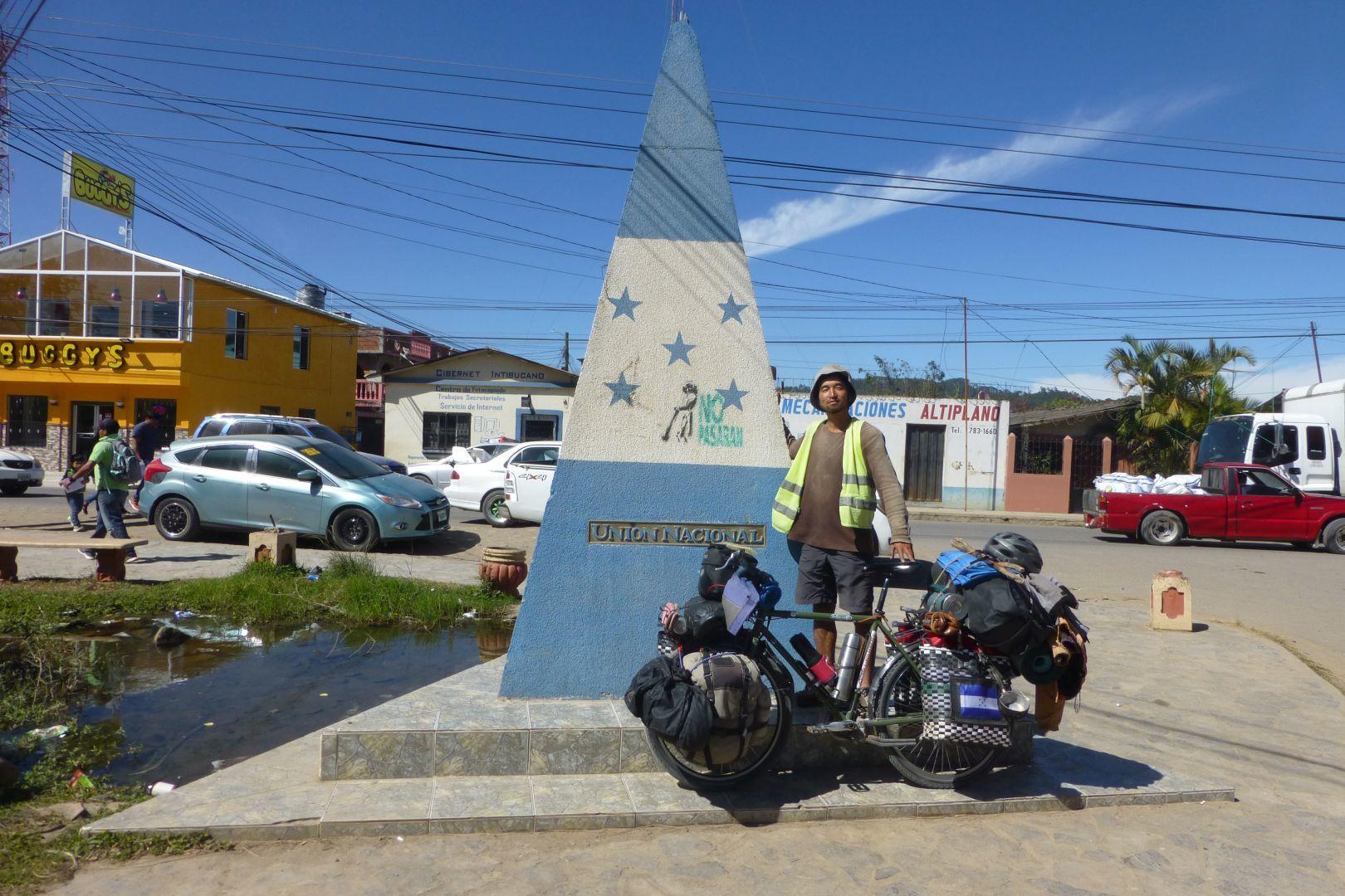 bandera hondurasena