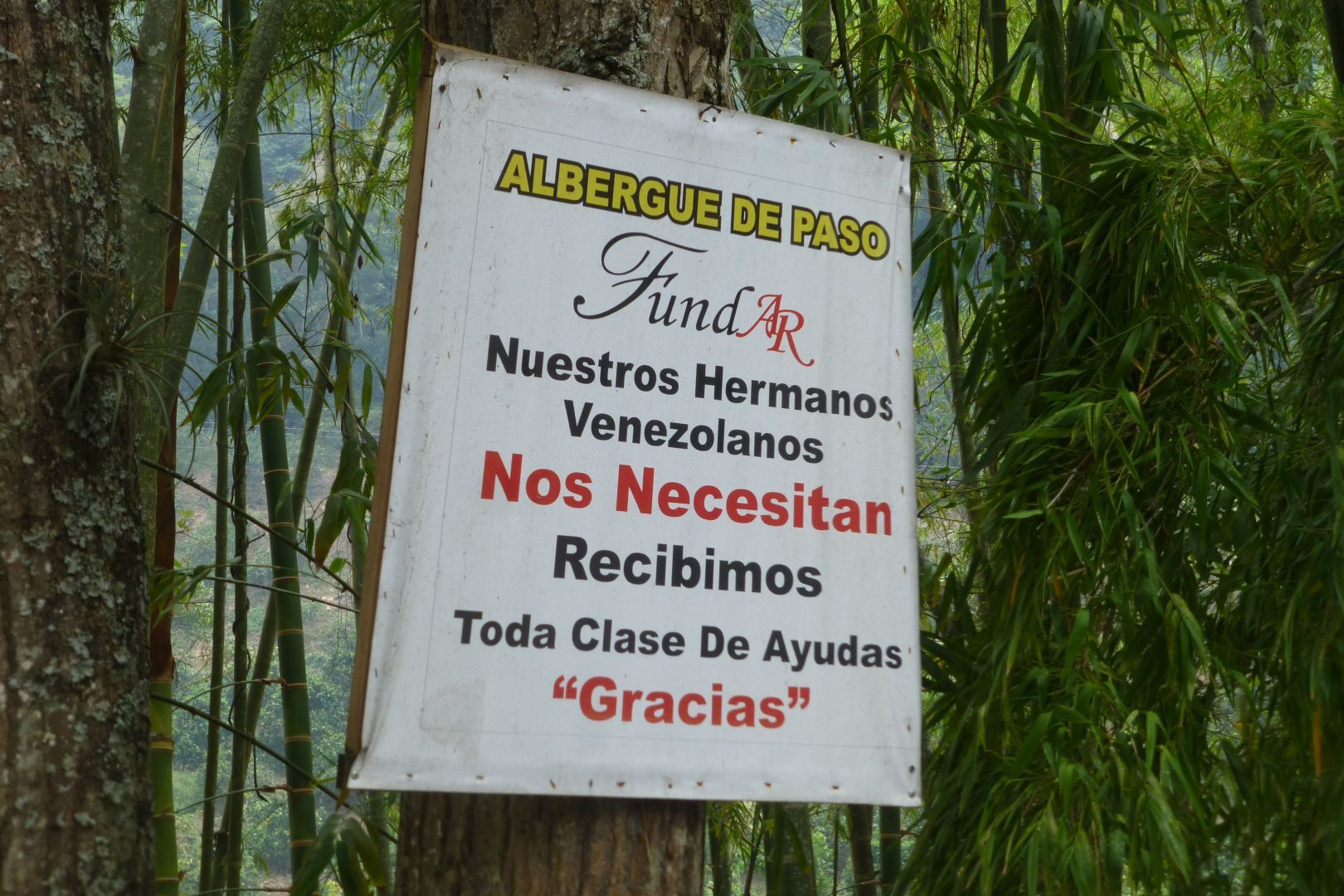 aviso de fundar colombia
