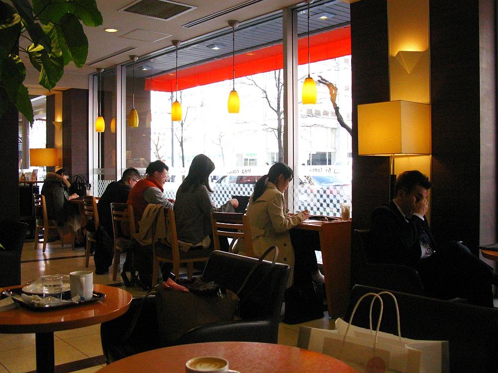 2018_03_12 栄:EXCELSIOR CAFFE エクセルシオールカフェ名古屋国際ホテル店07