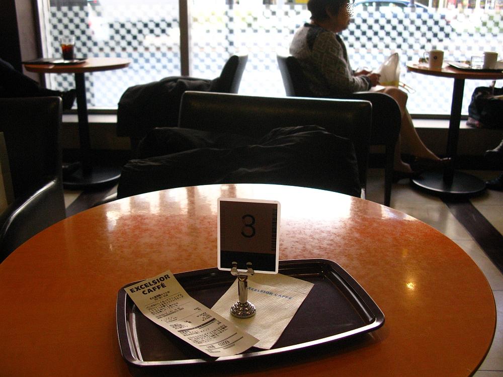 2018_03_12 栄:EXCELSIOR CAFFE エクセルシオールカフェ名古屋国際ホテル店08