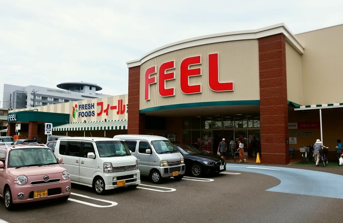 2018_07_28 北区:ベーカーシェフ 志賀公園店 閉店後01