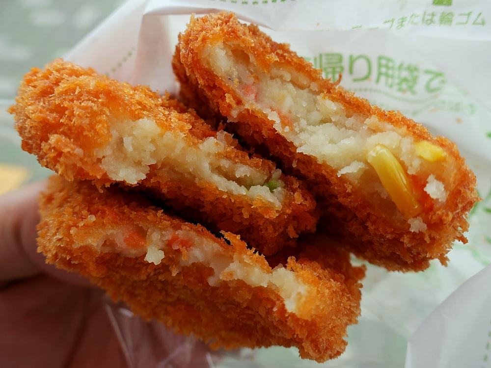 2018_07_06 車道:バロー20円コロッケ04