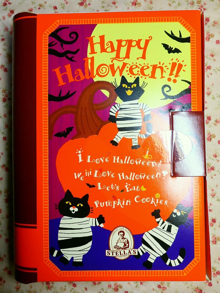 2018_10_24 名古屋パルコ:ステラおばさんのクッキー ハロウィンストーリー04
