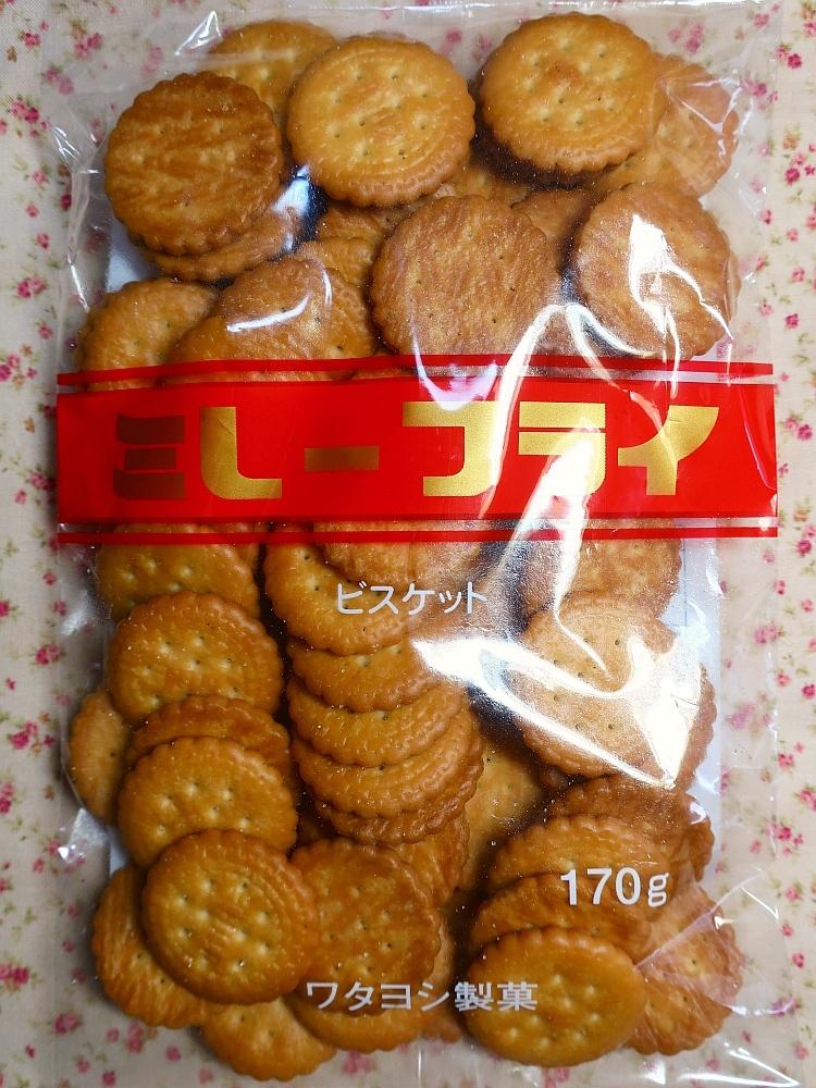 2018_12_22 渡由製菓:ミレーフライ01