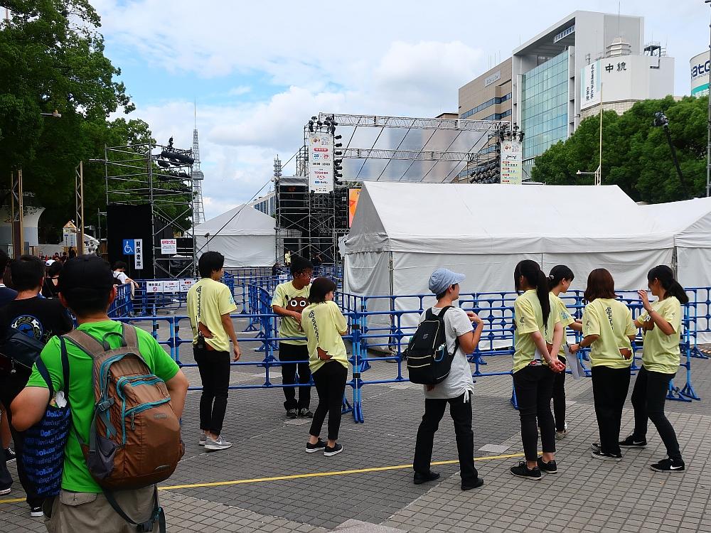 2019_09_28 栄 久屋大通公園:メ~テレ ウルフィまつり14