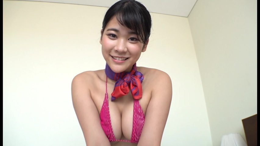 高杉杏 ミルキー・グラマー キャプチャー