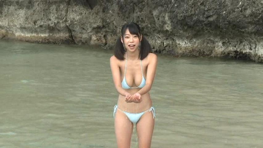 青山ひかる Lovely Blue キャプチャー