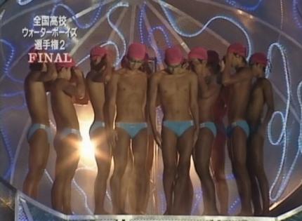 第二回ウォーターボーイズ選手権-決勝-鈴鹿工業高等専門学校