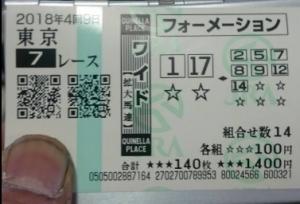 東京7R1