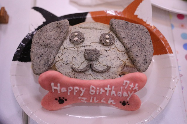 モマルのケーキ