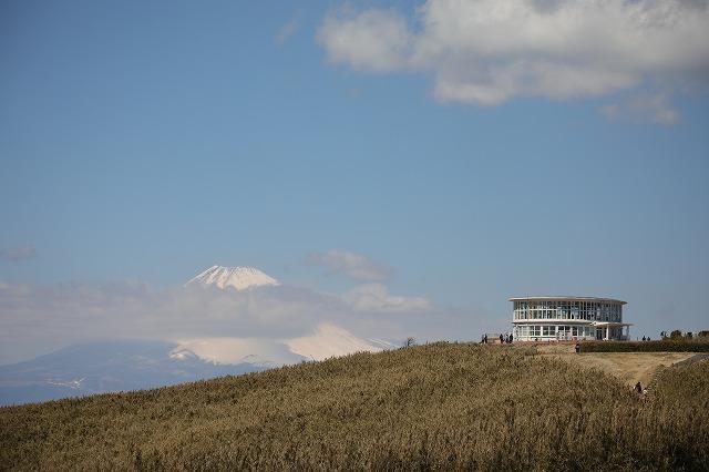 十国から富士山