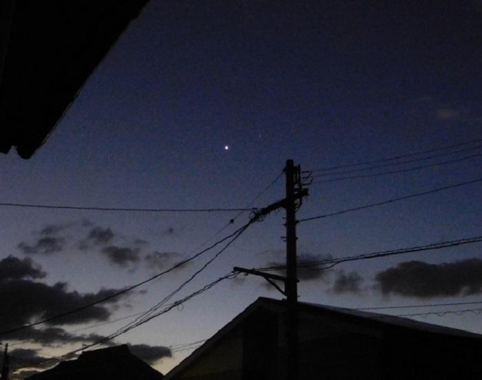 明けの明星3011