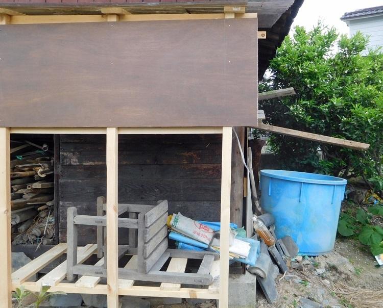 小屋棚作り0005 (2)