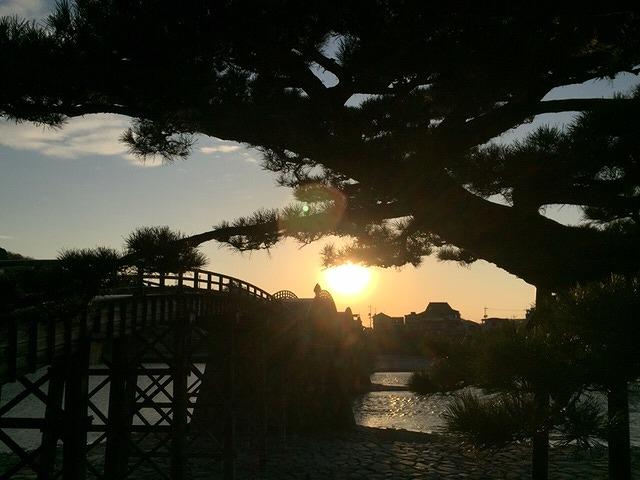 20190108錦帯橋1
