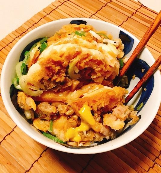 アサリの旨みたっぷりじゅんわり肉まん丼10