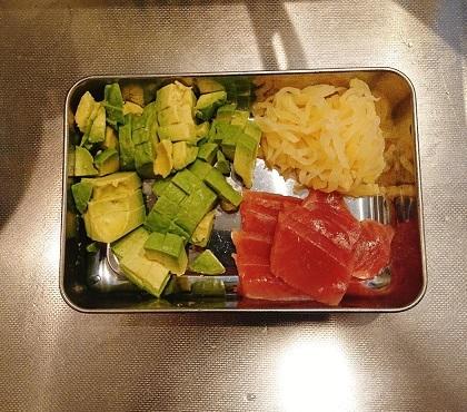 スタミナバクダン丼1