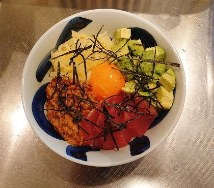 スタミナバクダン丼5