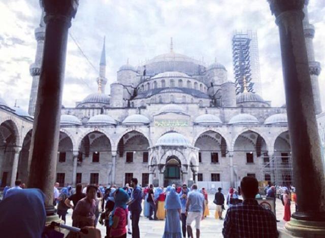 トルコモスク