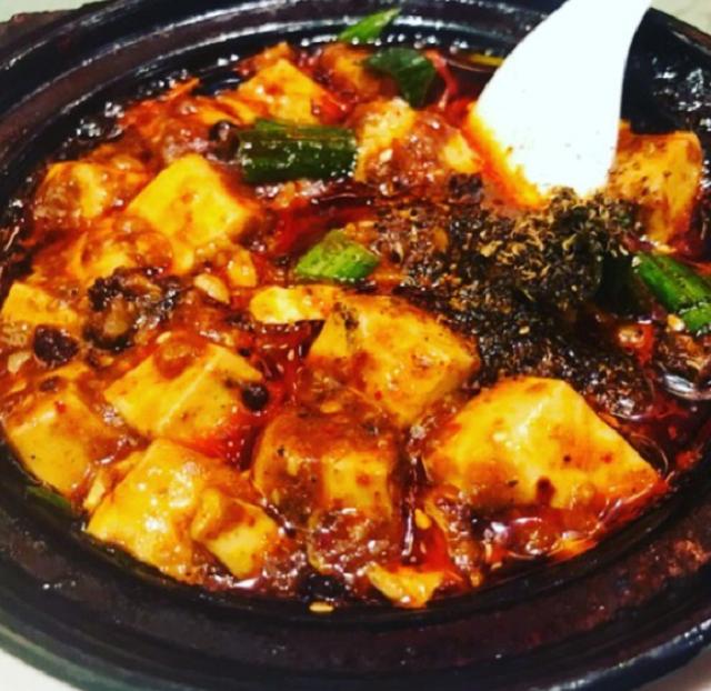 中国麻婆豆腐